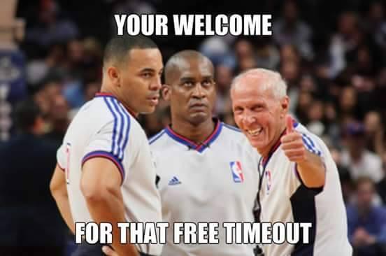 Free timeout
