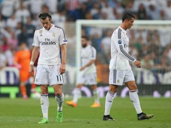 Gareth Bale, Cristiano Ronaldo