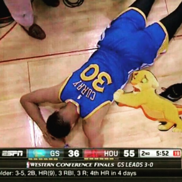 Get up Curry