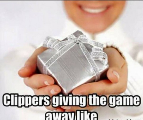 Giving the game away