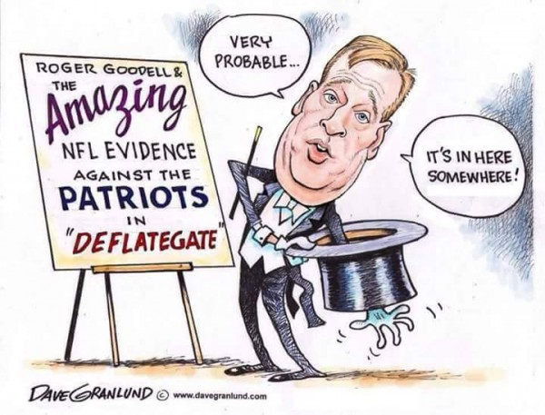 Goodell Doodle