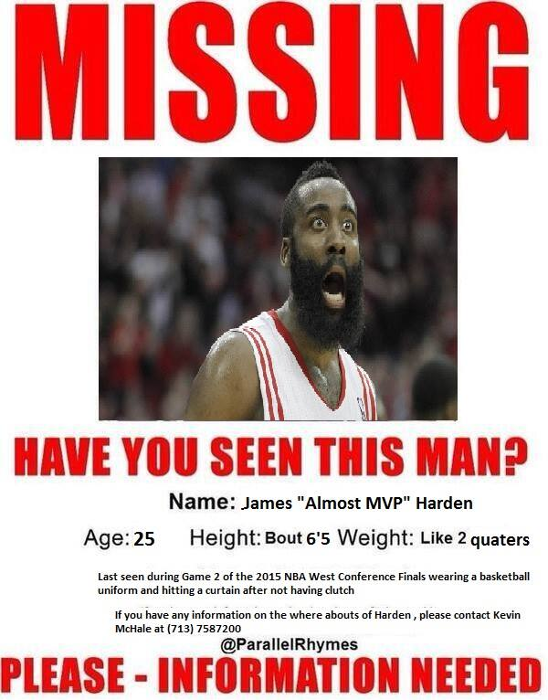 Have u seen this man