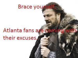 Hawks excuses