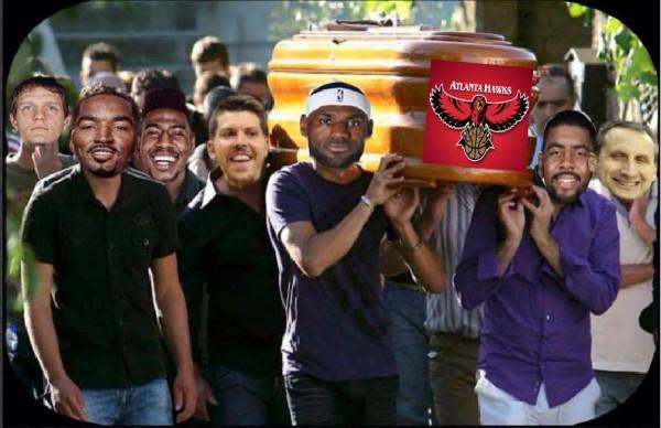 Hawks funeral