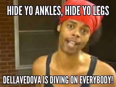 Hide yo ankles