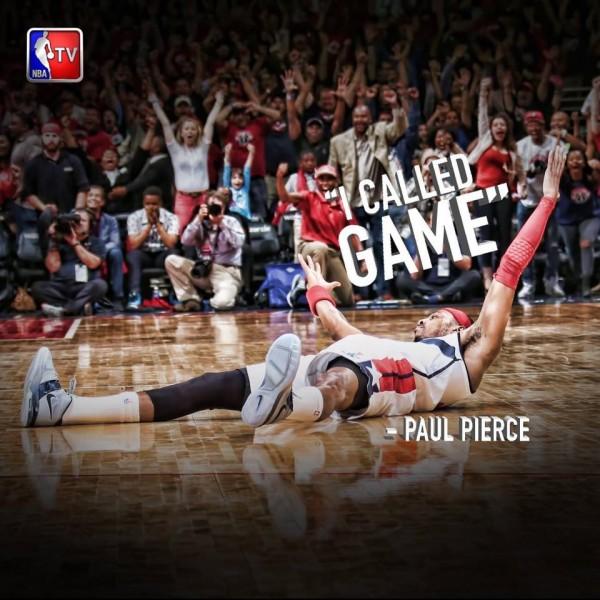 I called game