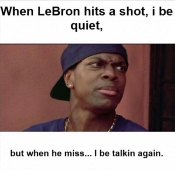 I'm quiet