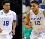 Jahlil Okafor, Karl-Anthony Towns