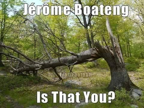 Jerome Boateng tree