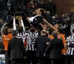 Juventus win 2015 championship