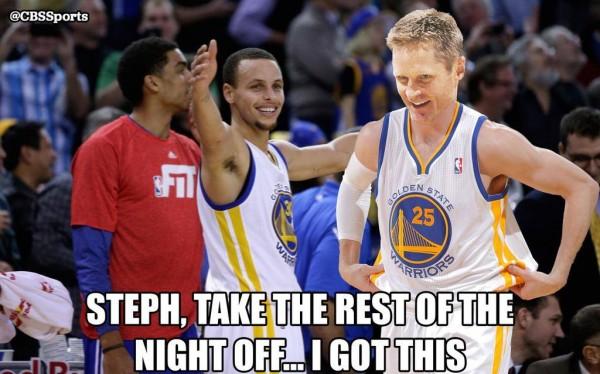 Kerr Got this