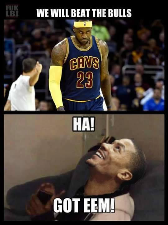 LeBron Rose meme