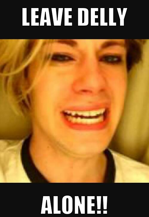 Leave Delly Alone