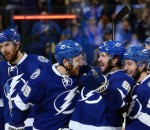 Lightning beat Rangers