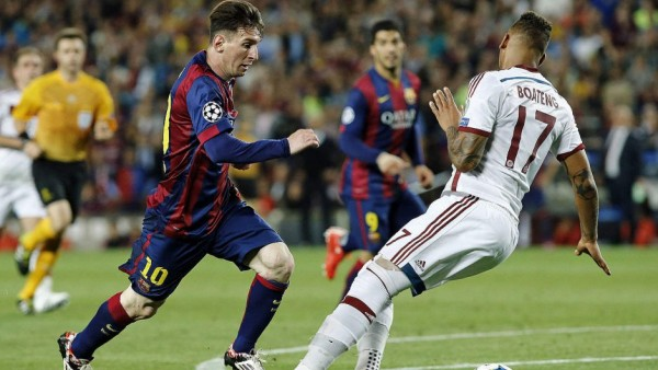 The humiliation of Boateng