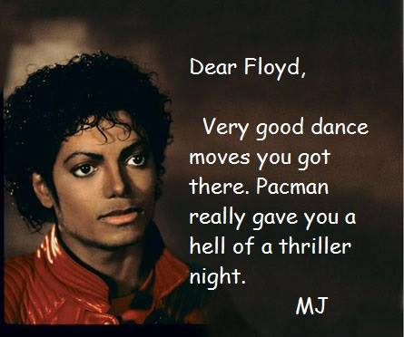 MJ message