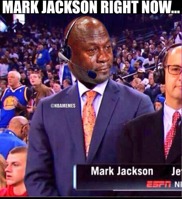 Mark Jackson right now