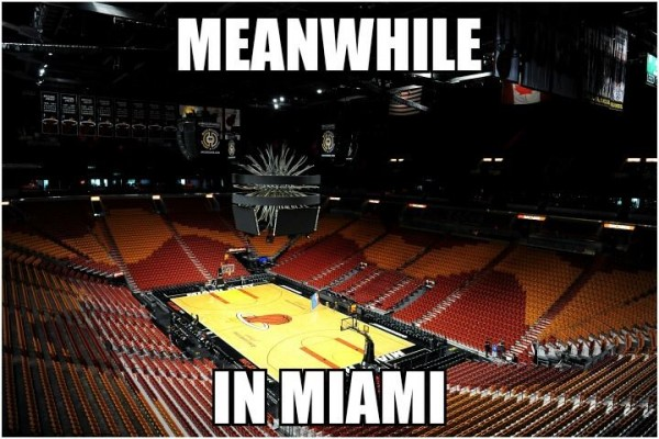 Meanwhile in Miami