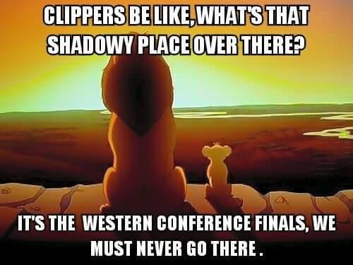 Never go there