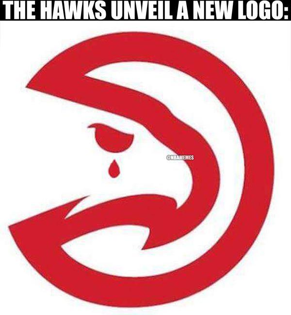 New Hawks logo
