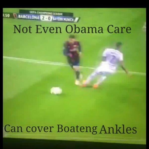 Obama care joke