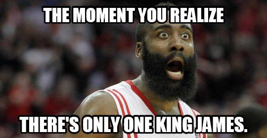 One king james