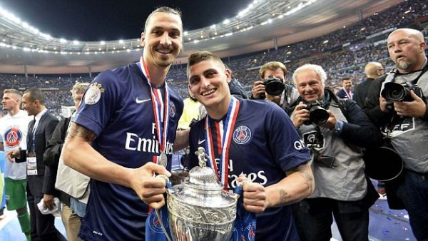 PSG Cup Winners