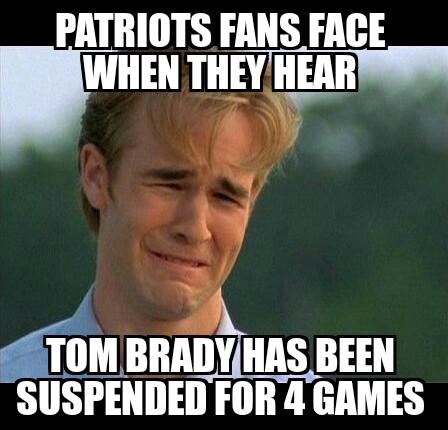 Pats fans face