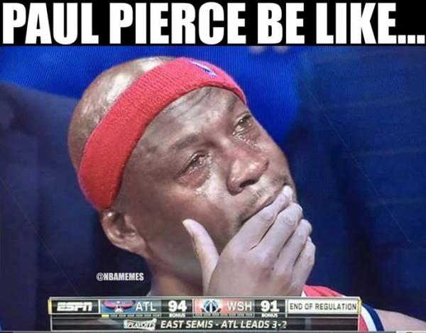 Paul Pierce like Michael Jordan