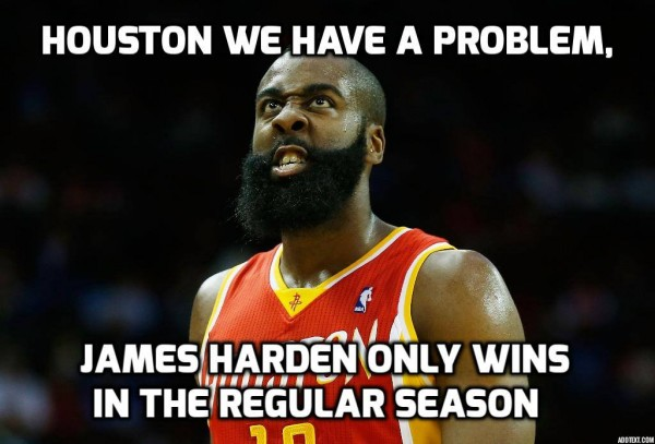 Problem for Houston