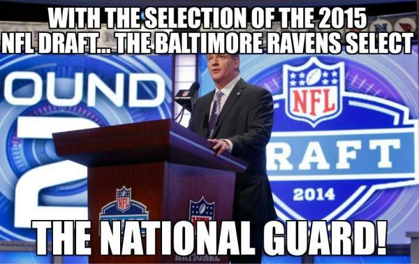 Ravens Draft Meme