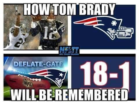 Remembering Tom Brady