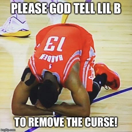 Remove the curse