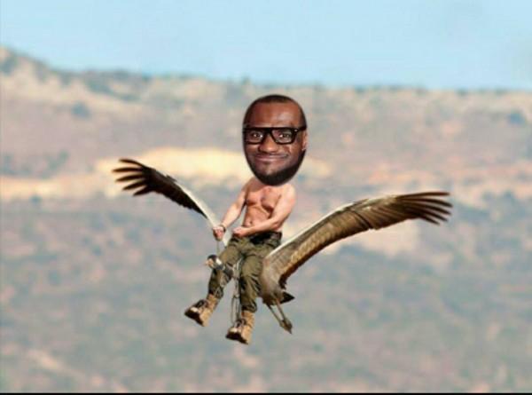 Riding a so called Hawk