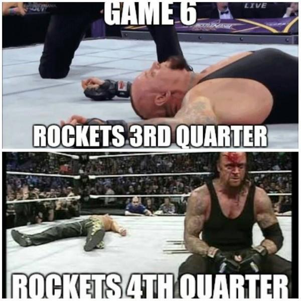 Rockets Undertaker