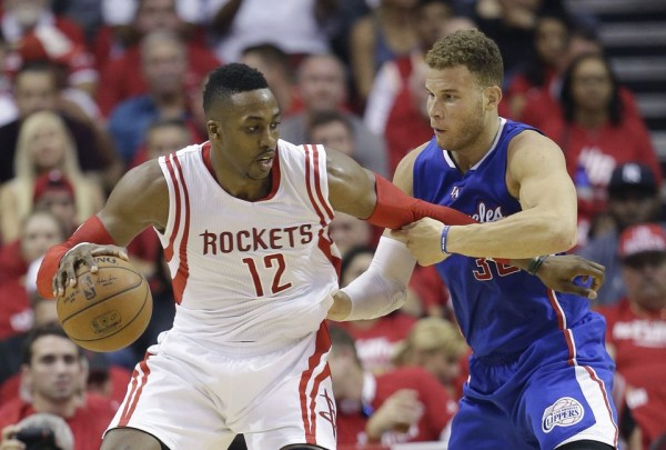 Rockets vs Clippers