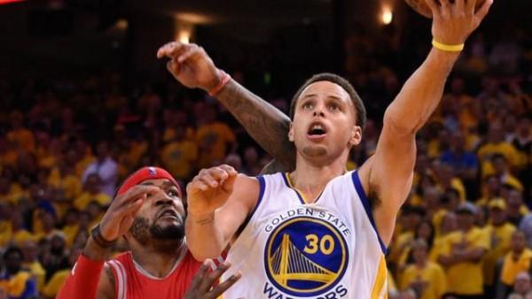 Rockets vs Warriors