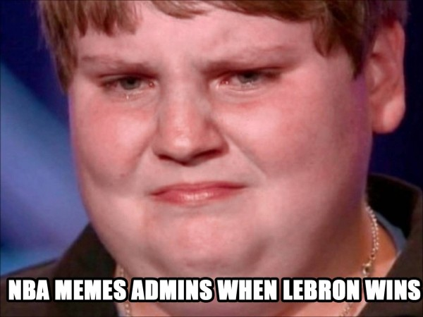 Sad Admins