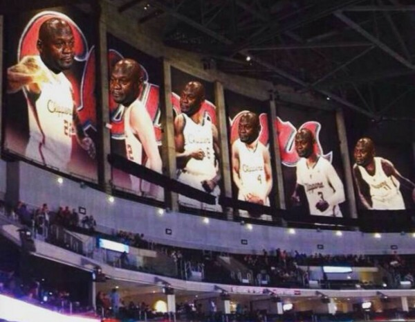 Sad Clippers