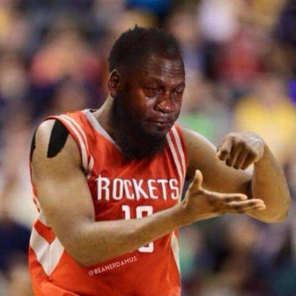 Sad Rockets