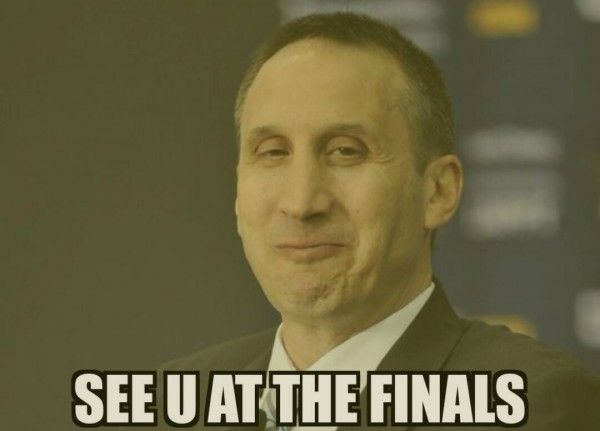 See u at the finals