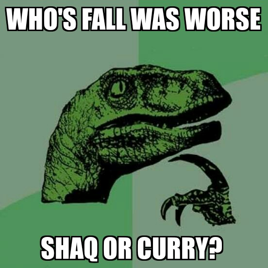 Shaq or Curry