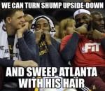 Shumpert Sweep