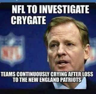 Teams crying after losing