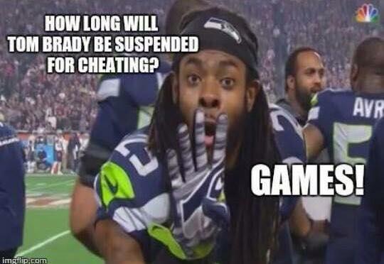 Tom Brady suspension