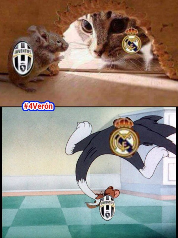 Tom & Jerry meme