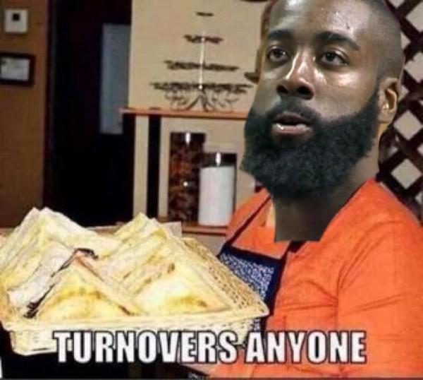 Turnovers anyone