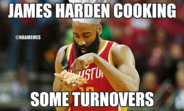 Turnovers joke