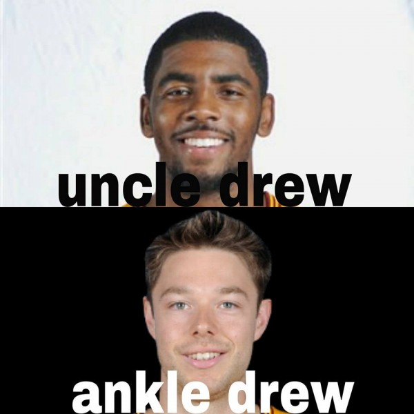 Uncle Drew, Ankle Drew