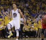 Warriors beat Rockets